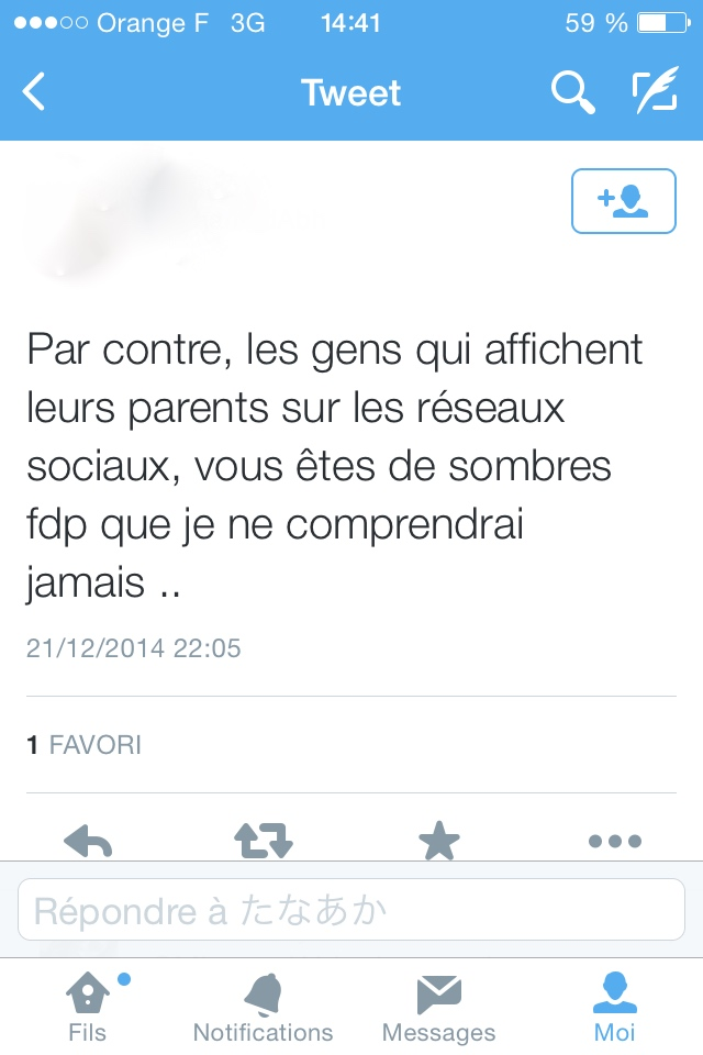 En contact avec les adolescents